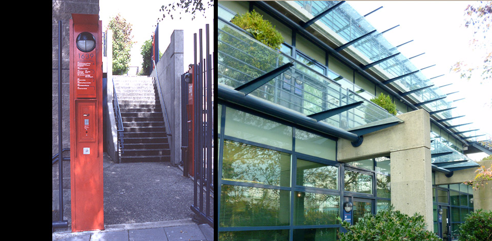 <p>1639 West 2nd Ave - Vancouver</p><p>A 24,000 sq ft office development consisting of light industrial and office uses, accessed from an outdoor courtyard and covered walkways, with underground parking. Completed in 1994.</p>