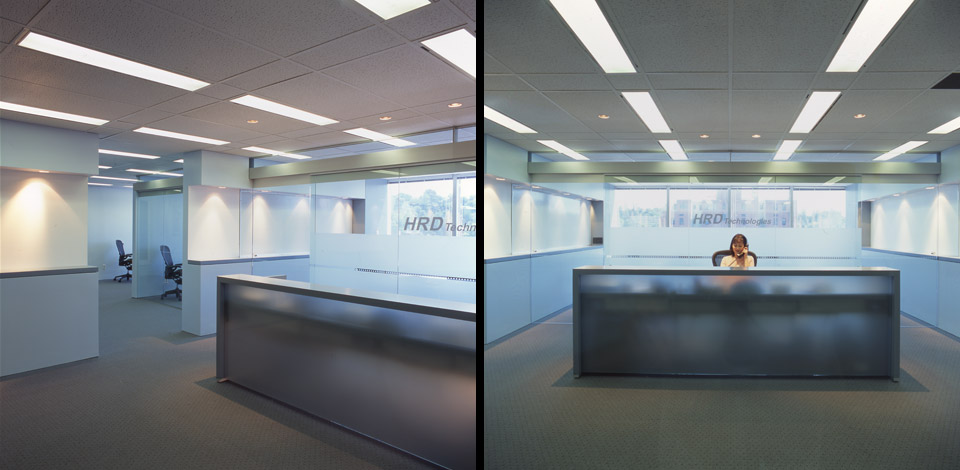 <p>HRD Technologies - Office Interior- Vancouver</p><p>A 5,500 sq ft office for a software development company. Completed in 2001.</p>